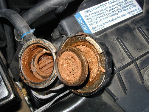Honda Check Engine Coolant